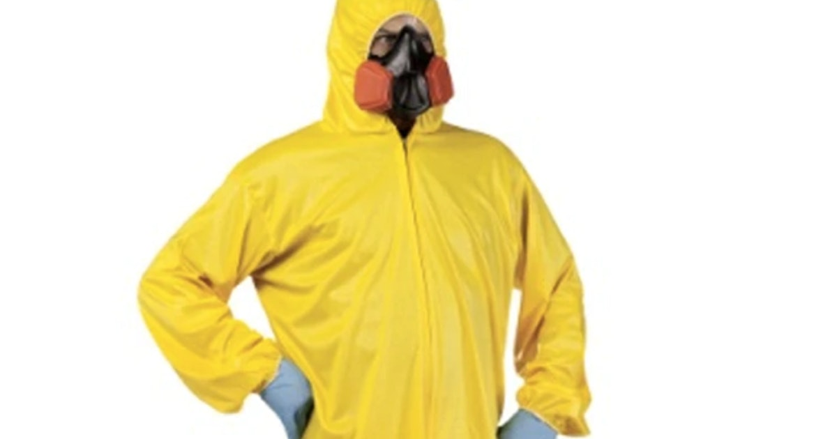 9 'Breaking Bad' Halloween Costumes To Bust Out Post-'El Camino'