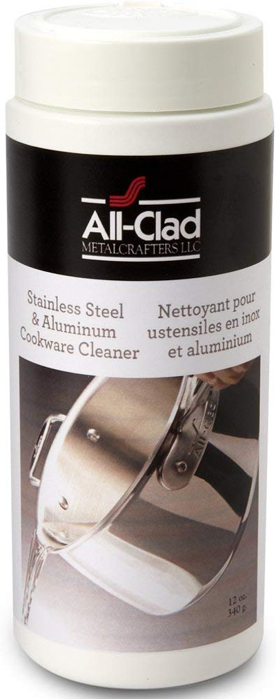 All-Clad 00942 Cookware Cleaner and Polish
