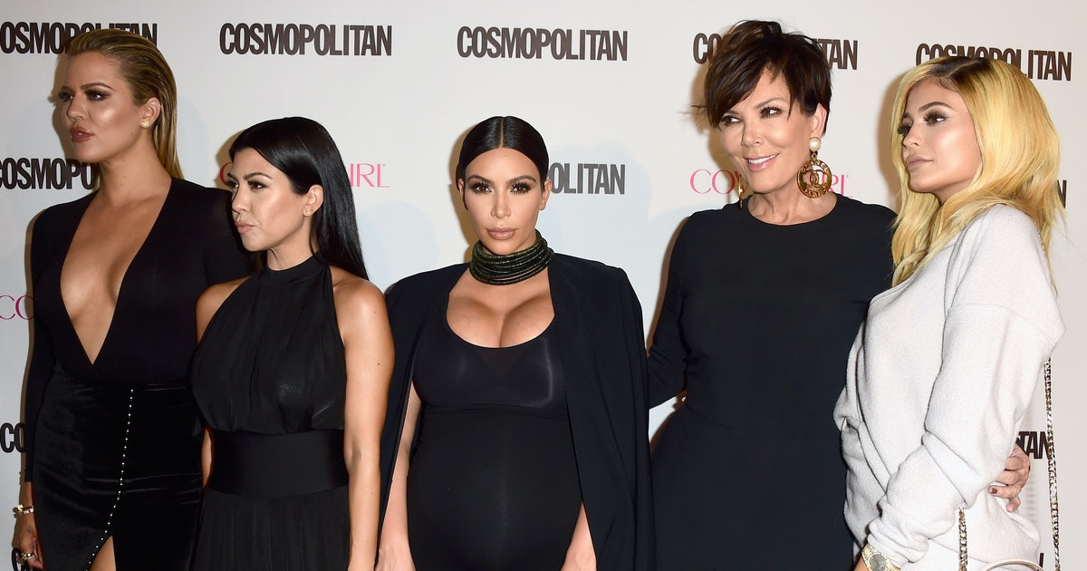 """Kris Jenner Called Out The Kardashian Sisters For Fighting """"Dirty"""""""