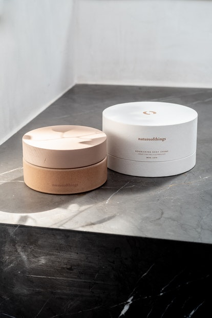 Body creme from new lifestyle and beauty brand natureofthings