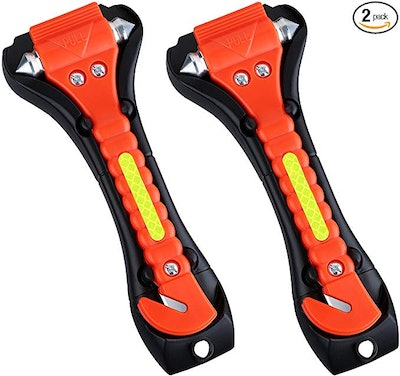 VicTsing 2 Pack Safety Hammer (2-Pack)