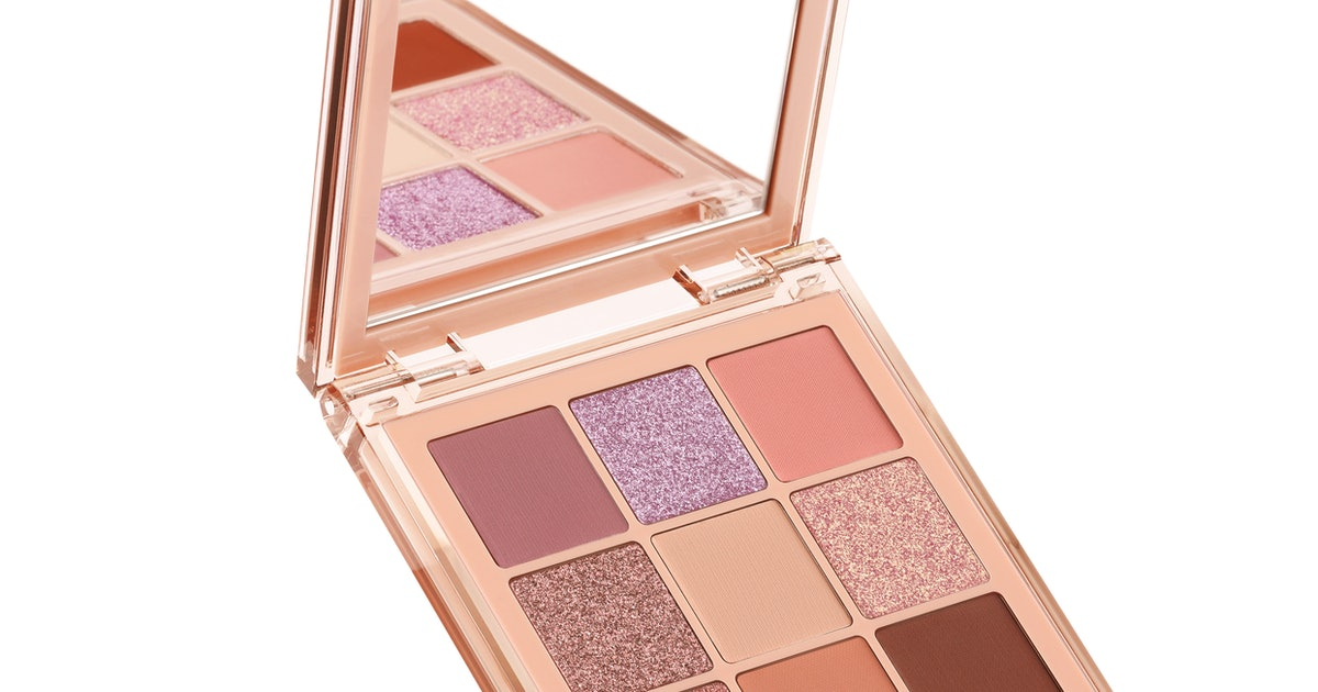 Huda Beauty's NUDE Obsessions Eyeshadow Palettes Take The Guesswork Out Of Buying Neutral Shades