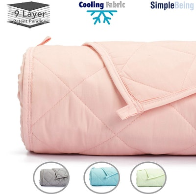 Simple Being Weighted Blanket