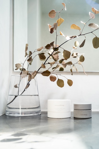 Jars from new lifestyle and beauty brand natureofthings