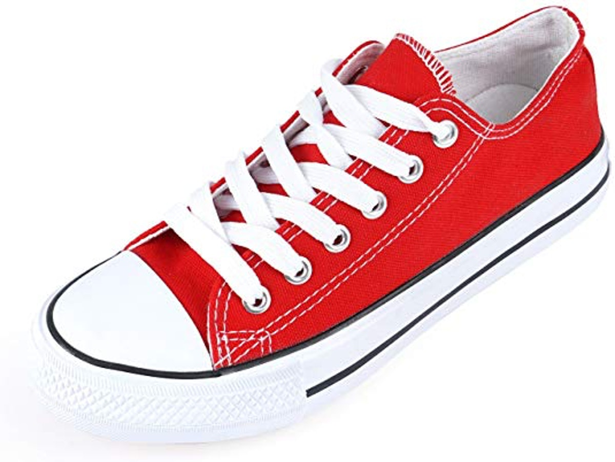 SUNJIN ACRO Unisex Low-Top Canvas Shoes