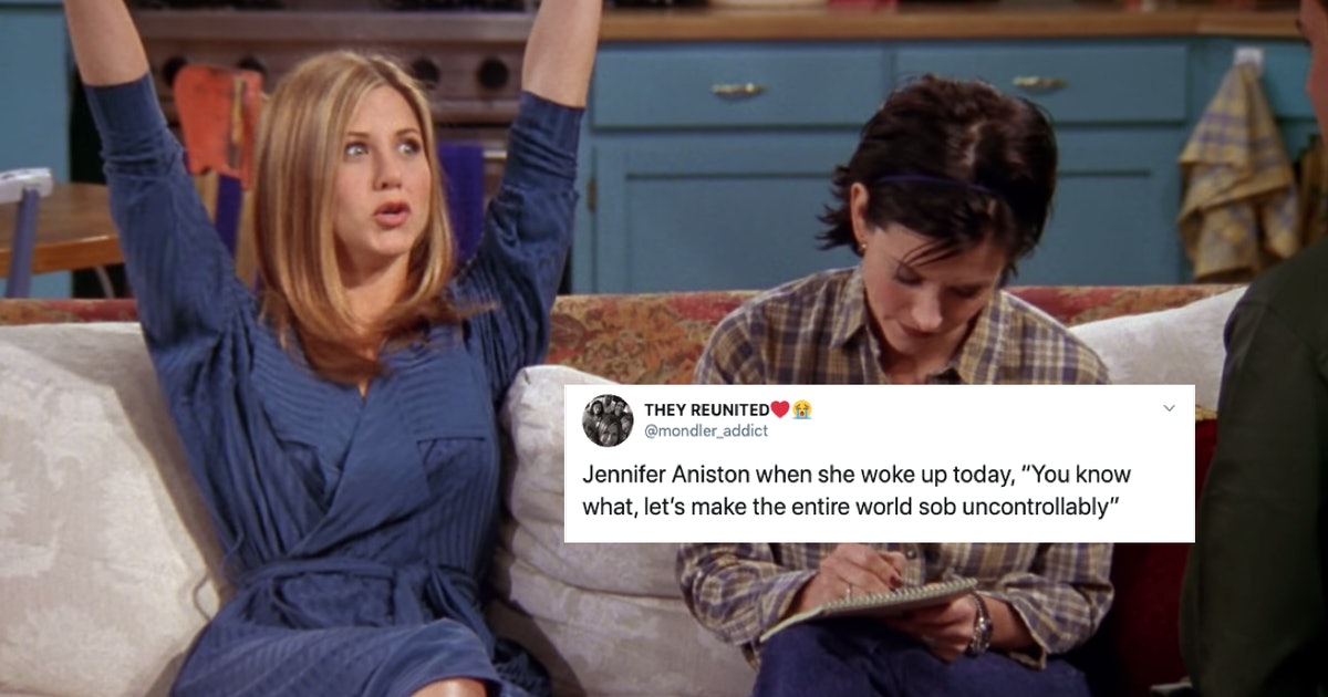 20 Tweets About Jennifer Aniston Joining Instagram That Are Perfection