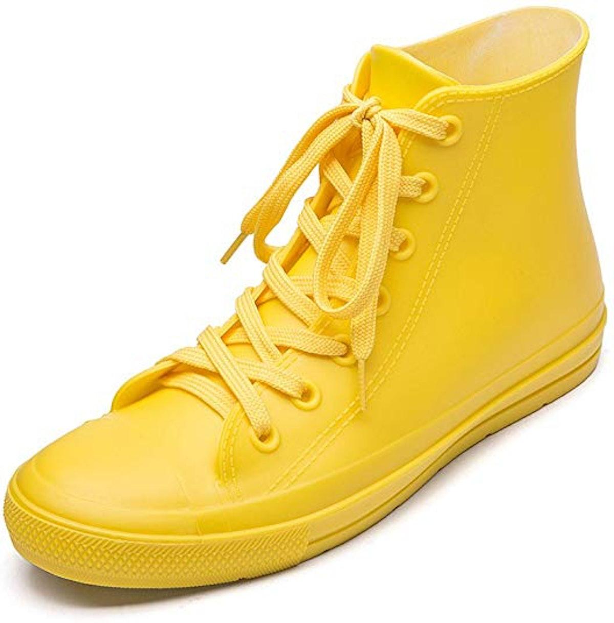 DKSUKO High-Top Rain Shoes