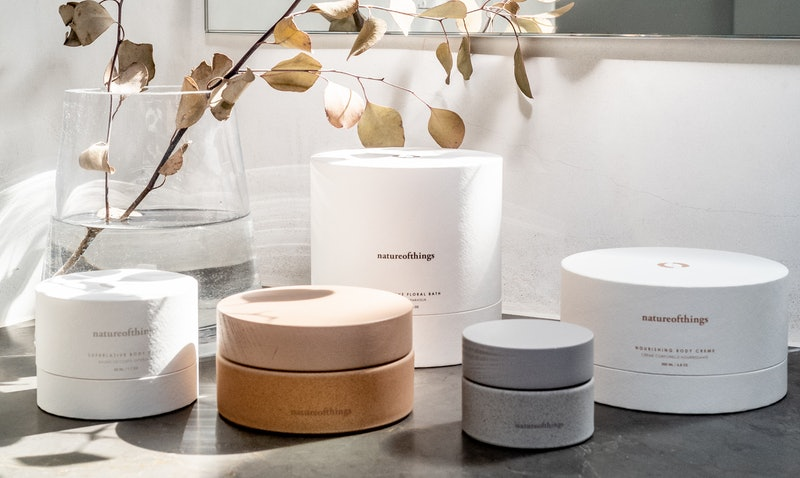 Products from new lifestyle and beauty brand natureofthings