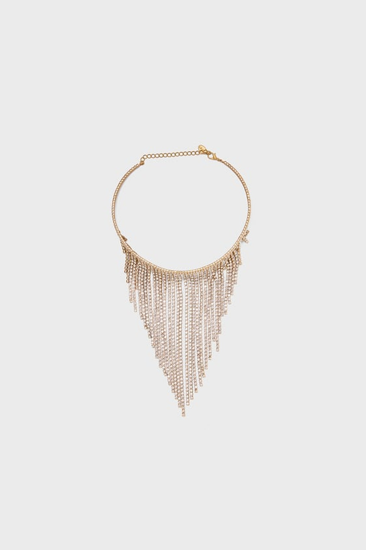 BEJEWELED CHOKER NECKLACE