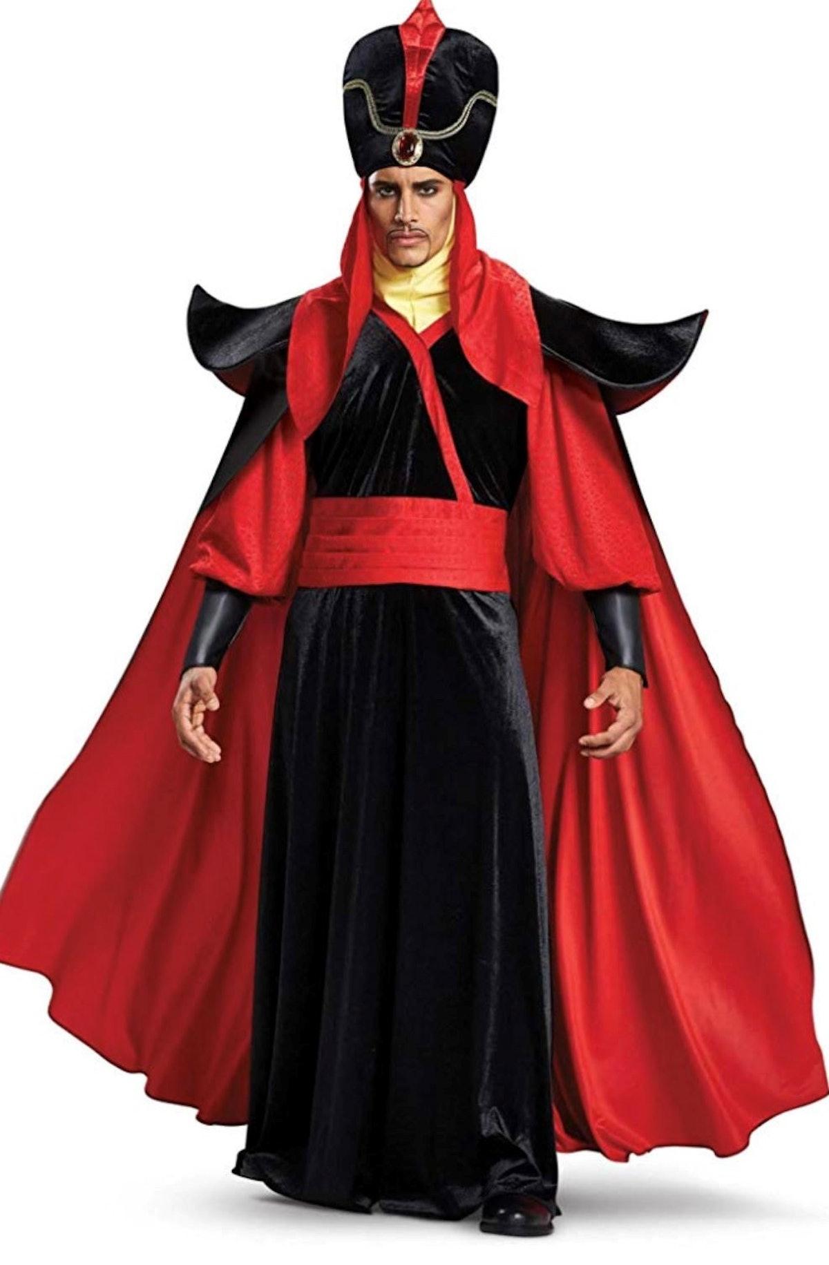 Disguise Men's Jafar Deluxe Costume