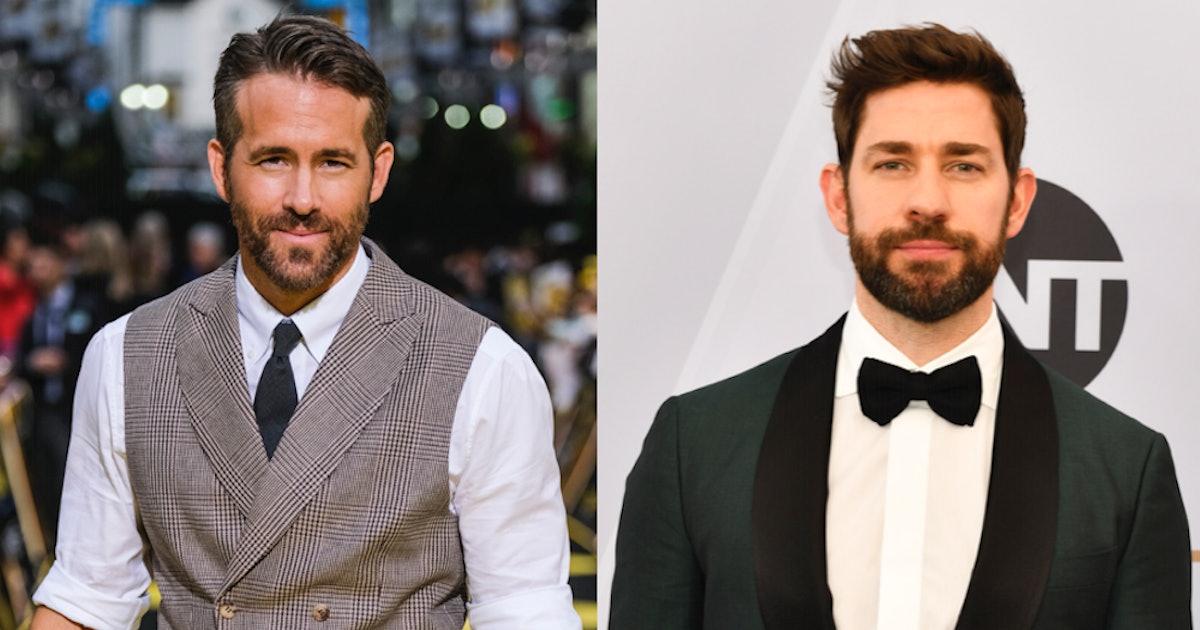 Ryan Reynolds & John Krasinski Are 'Imaginary Friends' In A New Comedy