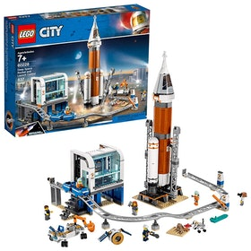 Lego City Space Deep Space Rocket And Launch Control (7+)