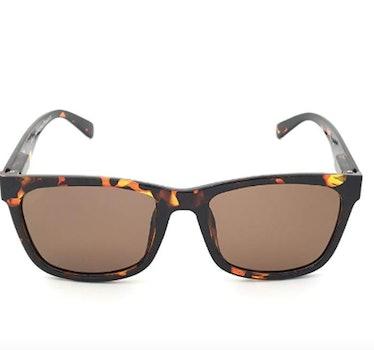 Mission Mark II Rectangle Frame Sunglasses