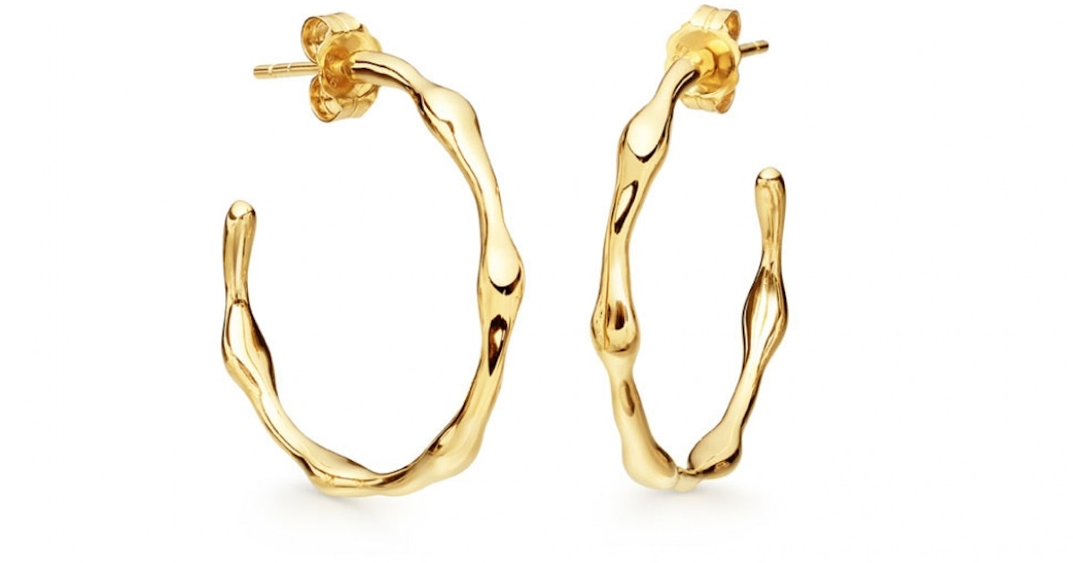 Kate Middleton's Gold Missoma Earrings Are A Fun, Trendy Statement For Fall