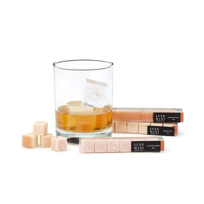 Minute Cocktail Sugar Cube Trio