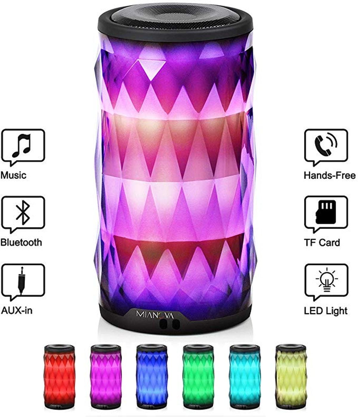 UD LED Bluetooth Speaker