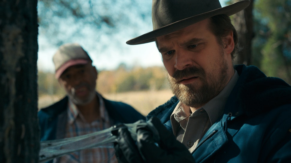 David Harbour as Hopper could still be alive in 'Stranger Things'