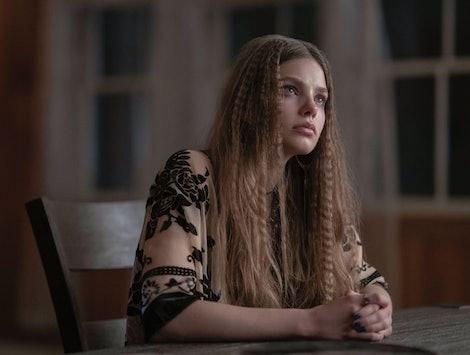 Kristine Froseth as Alaska on Hulu's 'Looking for Alaska.'