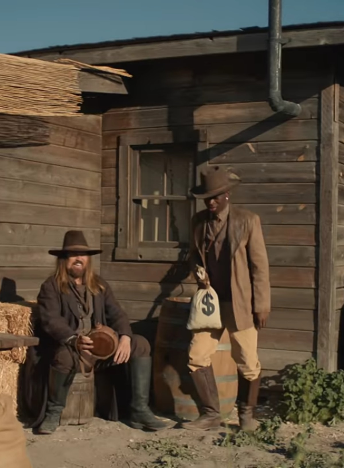 lil nas x billy ray cyrus old town road music video