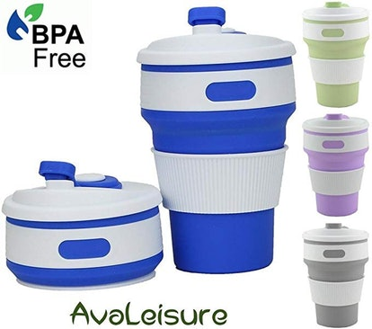AVALEISURE Collapsible Coffee Mug