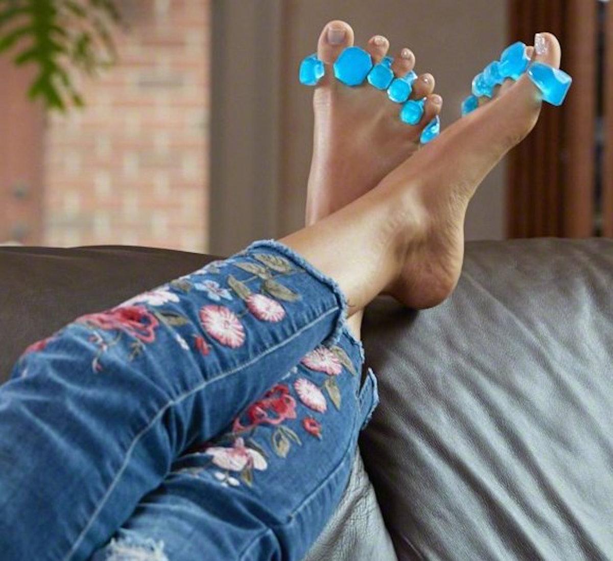 YogaToes GEMS Toe Separators