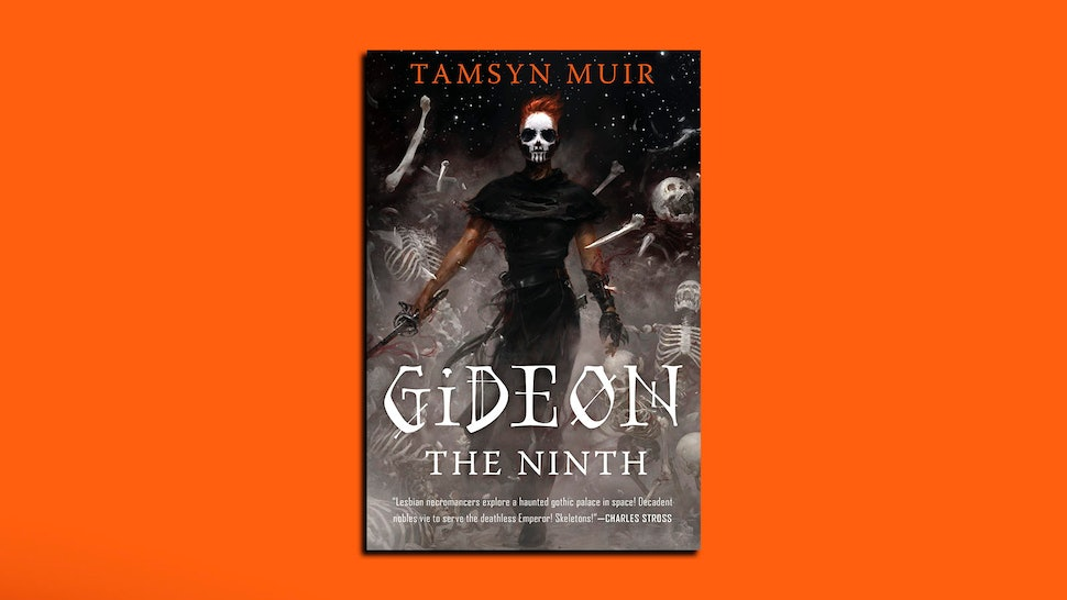The cover of Gideon the Ninth, the first novel from Tasmyn Muir.