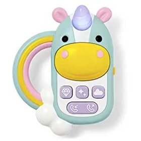 Skip Hop Unicorn Cell Phone (6m+)