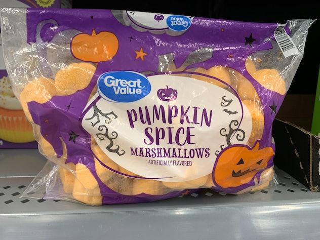 Pumpkin Spice Marshmallows