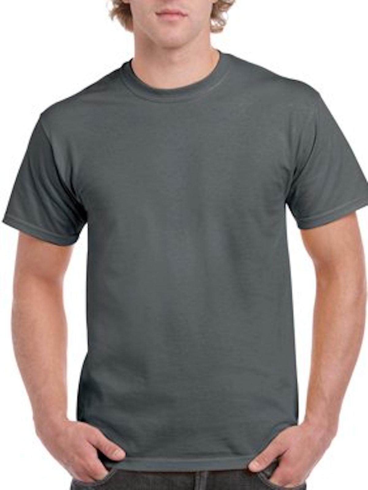 Hanes Men's EcoSmart Short Sleeve T-shirt (4-pack)