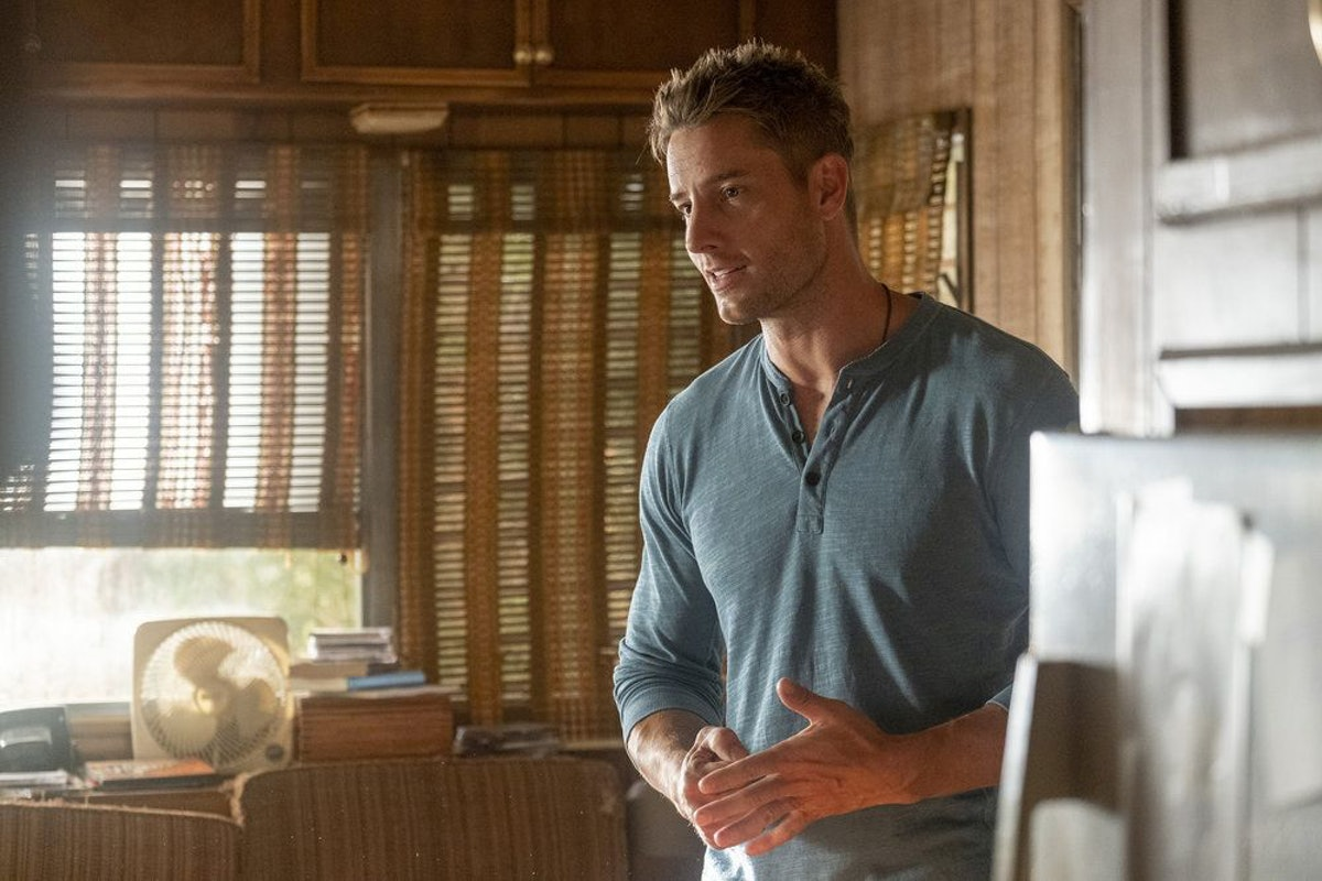 Justin Hartley as Kevin in This Is Us
