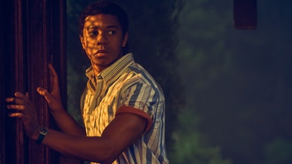 Ray, played by DeRon Horton, meets a bloody end on AHS: 1984