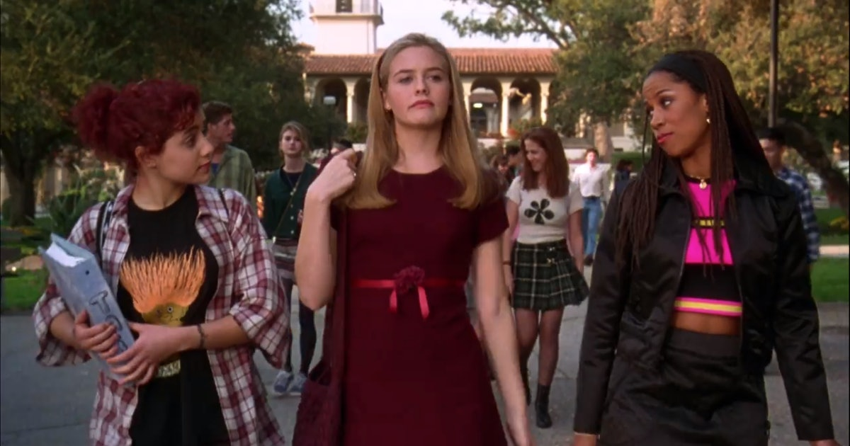 A 'Clueless' TV Reboot Is In The Works With Dionne As The Star