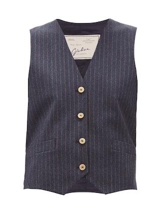 The Andrea Waistcoat