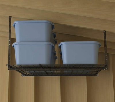 HyLoft Overhead Storage System (3.75 x 3.75 feet)