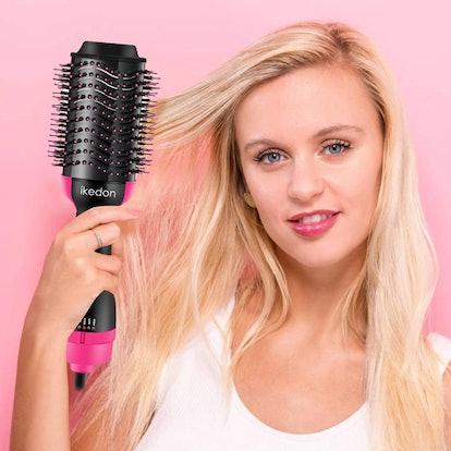 ikedon Hair Dryer Brush