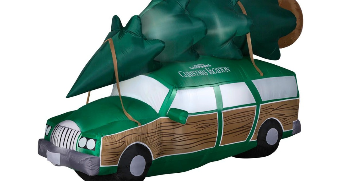 This Inflatable 'Christmas Vacation' RV Is Gonna Look Real Nice, Clark