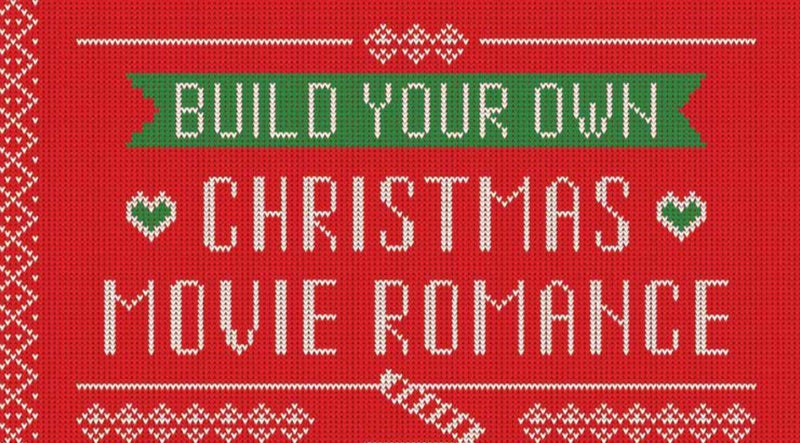 Build Your Own Christmas Movie Romance book cover