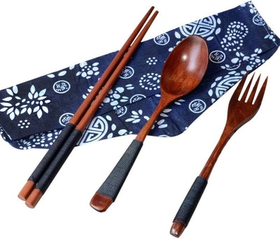 Forestime Japanese Tableware Set