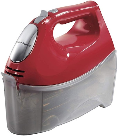 Hamilton Beach 6-Speed Electric Hand Mixer with 5 Attachments