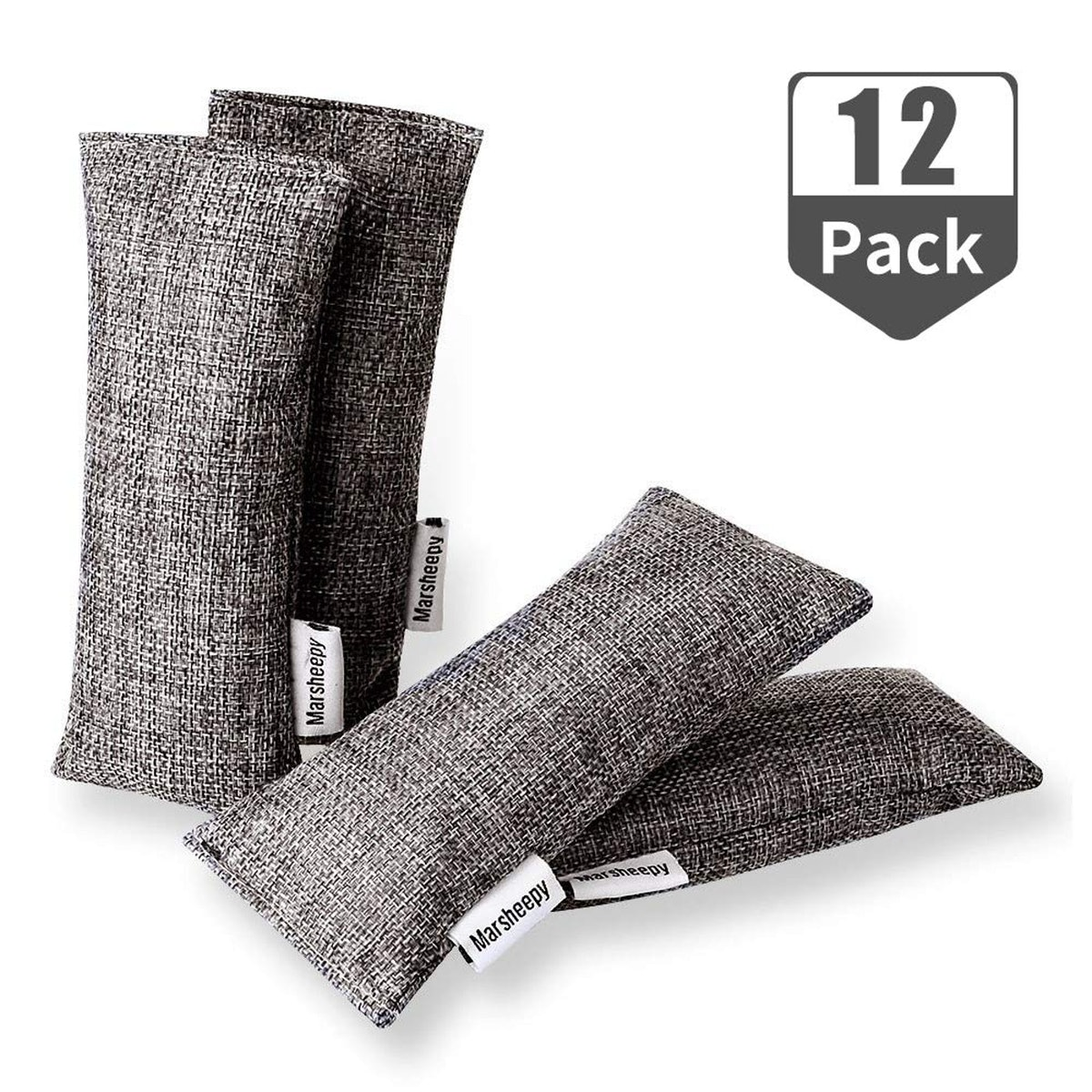 Marsheepy Air Purifying Bags (12-Pack)