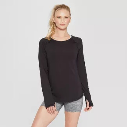 Women's Long Sleeve Soft T-Shirt