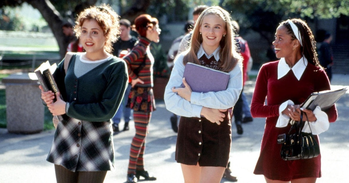 A 'Clueless' Drama Series Is Coming & I'm Totally Buggin'