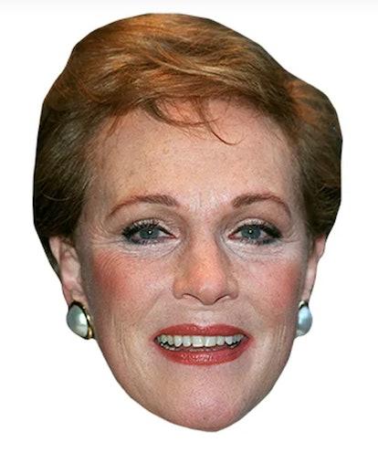 Julie Andrews Celebrity Mask