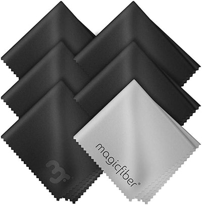 MagicFiber Microfiber Cleaning Cloths (6-Pack)