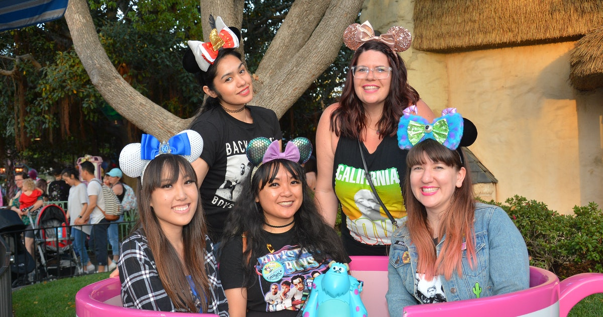 How To Plan A Bachelorette At Disney That's A Bride's Dream Come True