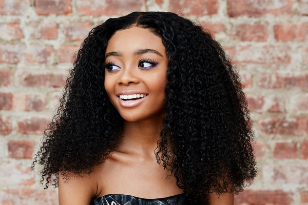 Skai Jackson photo shoot with Elite Daily