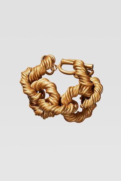 Limited Edition Embossed Link Bracelet