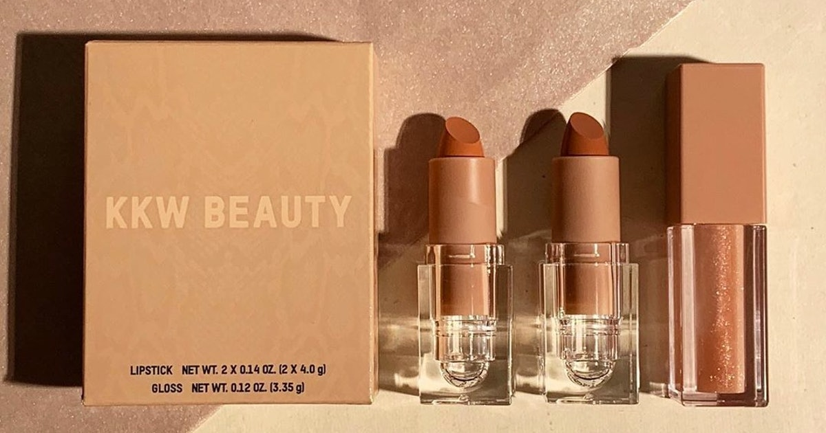 KKW Beauty's 2019 Holiday Collection Launches Oct. 20 At Ulta — Here's What We Know So Far