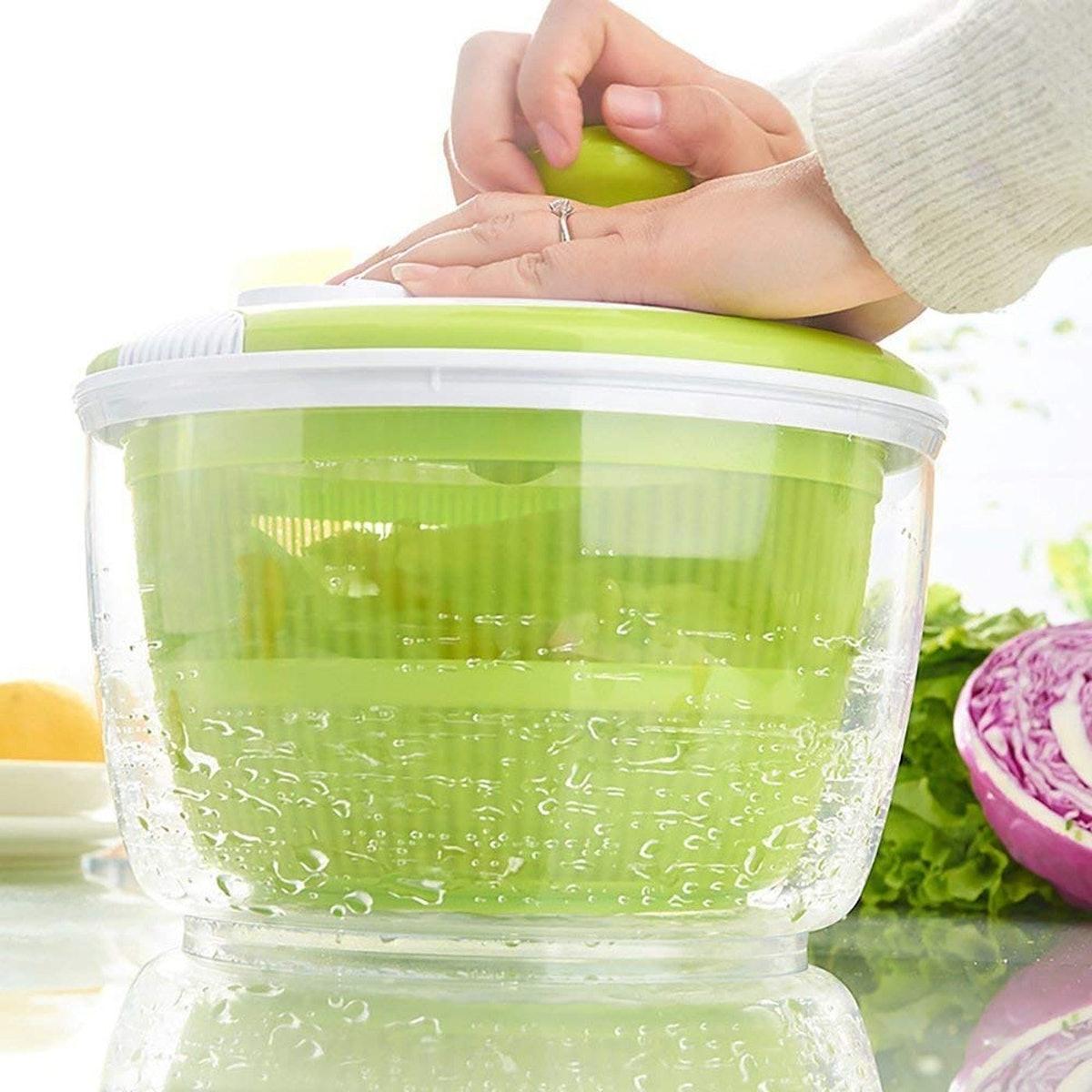 DenSan Salad Spinner