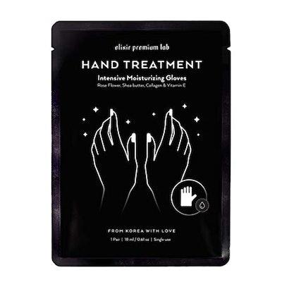 Elixir Premium Labs Moisturizing Hand Mask